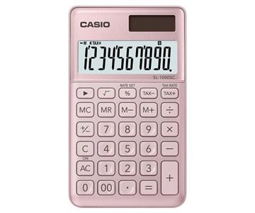 SL-1000SC-PK regnemaskine Lomme Basis Pink