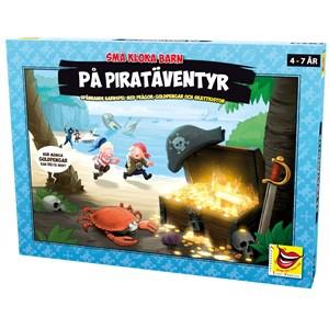 Image of Små kloka barn på piratäventyr