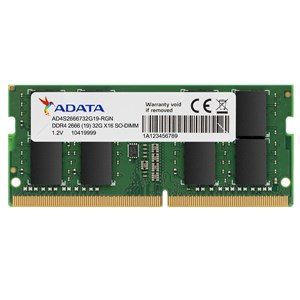 Billede af AD4S266688G19-SGN memory module 8 GB 1 x 8 GB DDR4 2666 MHz