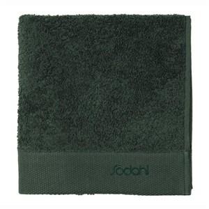 Image of   Håndklæde Comfort 50x100 cm deep green