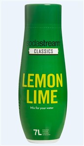 SodaStream Classics - Lemon Lime 440ml