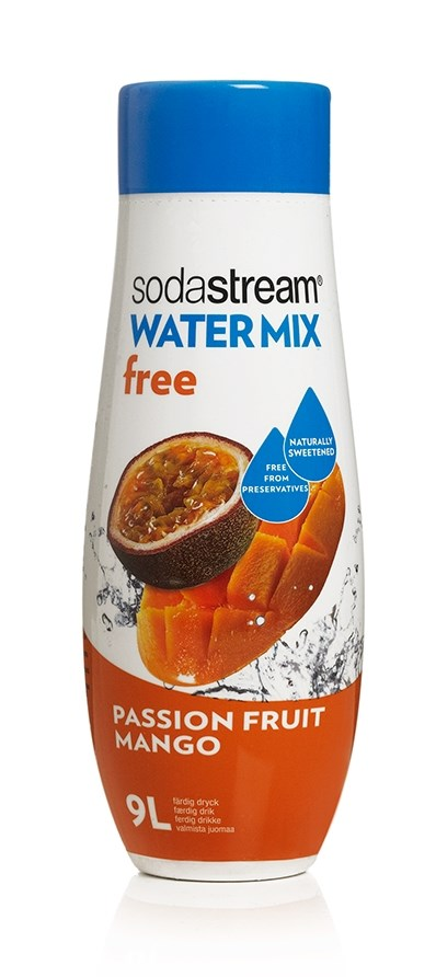 c568b7d0d494 SodaStream Free Passion Mango 440ml sodavandsmaskine - Skiftselv.dk