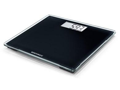Image of   63850 Style Sense Compact 100 Elektronisk personlig vægt Rektandel Sort