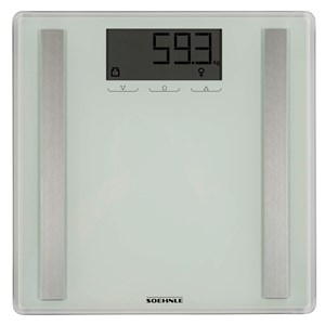Image of   Shape Sense Control 200 Elektronisk personlig vægt Firkant Hvid