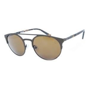 Solbriller til kvinder Timberland TB9120-5449H Sort (54 Mm)