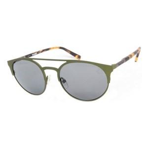 Solbriller til kvinder Timberland TB9120-5497D Grøn (54 Mm)
