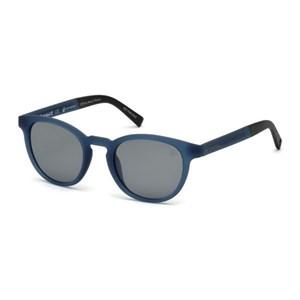 Solbriller til kvinder Timberland TB9128-5091D Blå (50 Mm)