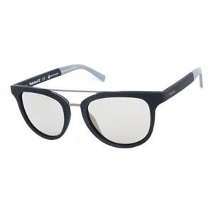 Solbriller til kvinder Timberland TB9130-5202R Sort (52 Mm)