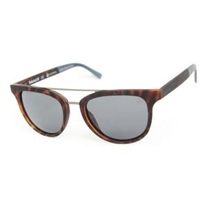 Solbriller til kvinder Timberland TB9130-5252D Brun (52 Mm)