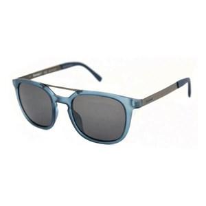 Solbriller til kvinder Timberland TB9130-5291D Blå (52 Mm)
