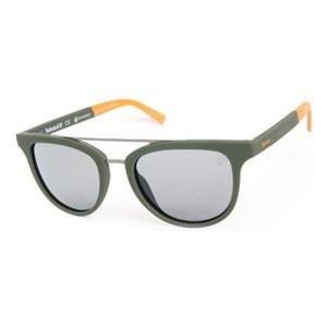 Solbriller til kvinder Timberland TB9130-5297D Grøn (52 Mm)