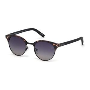 Solbriller til kvinder Timberland TB9147-4955H Brun (49 Mm)