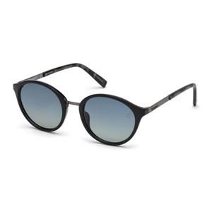 Solbriller til kvinder Timberland TB9157-5201D Sort (52 Mm)