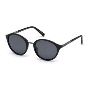 Solbriller til kvinder Timberland TB9157-5202D Sort (52 Mm)