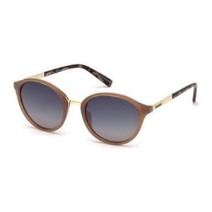 Solbriller til kvinder Timberland TB9157-5257D Brun (52 Mm)