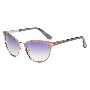 Solbriller til kvinder Tom Ford TF373-74B (Ø 56 mm)