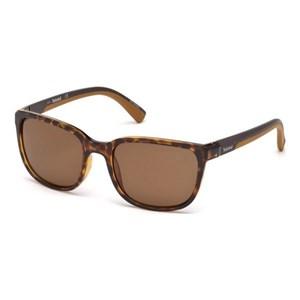 Solbrillertil mænd Timberland TB9116-5652H Brun (56 Mm)