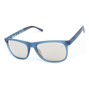 Solbrillertil mænd Timberland TB9129-5691R Blå (56 Mm)