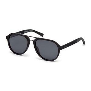 Solbrillertil mænd Timberland TB9142-5601D Sort (56 Mm)