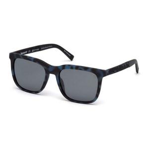 Solbrillertil mænd Timberland TB9143-5756D Blå (57 Mm)