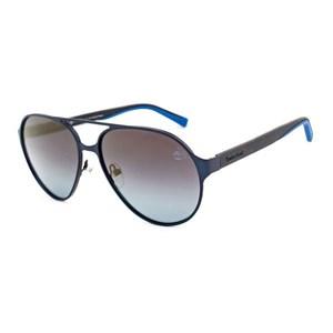 Solbrillertil mænd Timberland TB9145-5791D Blå (57 Mm)