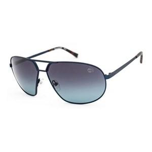 Solbrillertil mænd Timberland TB9150-6391D Blå (63 Mm)