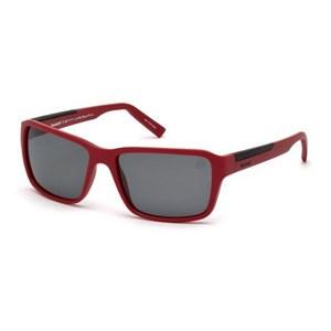 Solbrillertil mænd Timberland TB9155-5967D Rød (59 Mm)