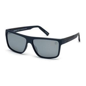 Solbrillertil mænd Timberland TB9156-6191D Blå (61 Mm)