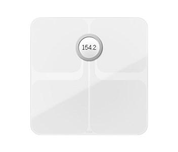 Image of   Aria 2 Elektronisk personlig vægt Firkant Hvid