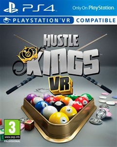 Hustle Kings VR, PS VR PlayStation 4 Basis