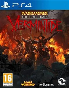 Sony Warhammer: The End Times - Vermintide, PS4 Basis Engelsk, Fransk PlayStation 4