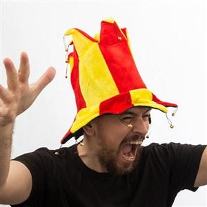 Image of   Spansk Jokerhat 14 Ender