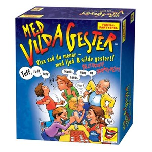 Image of Spel Med vilda gester