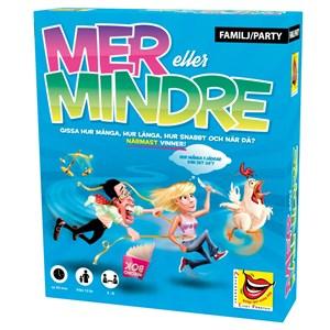 Image of Spel Mer eller Mindre