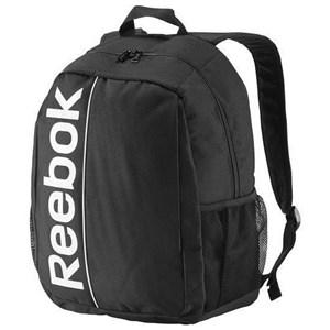 Sport Royal backpack Polyester Black,White