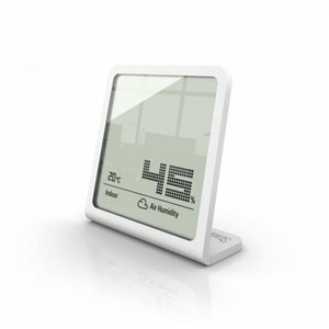 Image of   Selina Indendørs Elektronisk hygrometer Hvid