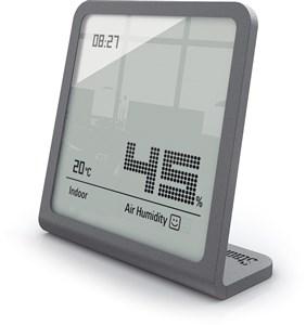 Image of   Selina Indendørs Elektronisk hygrometer Titanium