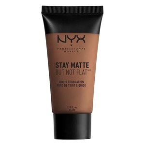 Image of   Stay Matte Not Flat Liquid Foundation - Cocoa Foundation