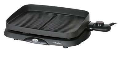 Image of   VG 90 Compact 1300 W Grill Elektrisk Bordplade Sort
