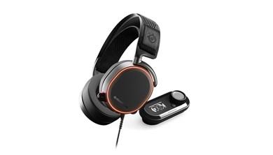 Arctis Pro + GameDAC Headset Sort