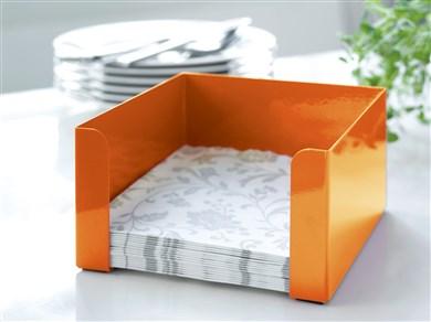 Servietholder Orange