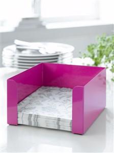 Servietholder Pink