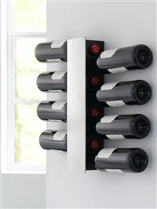 Image of   Vinreol Til Væg 8 Flasker