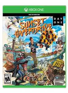 Sunset Overdrive Day One, Xbox One Engelsk