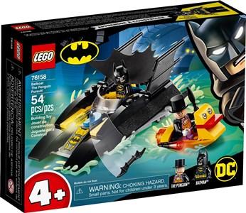 Super Heroes - Batboat The Penguin Pursuit! (76158)