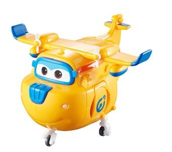 Image of Super Wings Transforming Donnie legetøjsbil