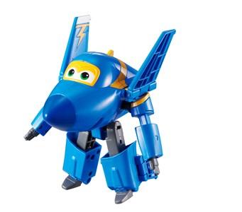Image of Super Wings Transforming Jerome legetøjsbil