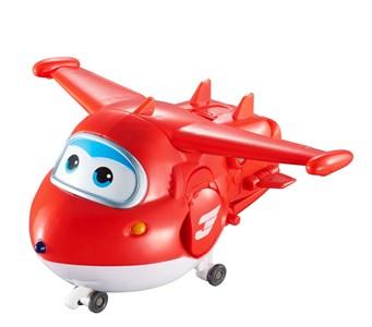 Image of Super Wings Transforming Jett legetøjsbil
