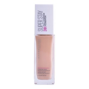Image of   Flydende makeup foundation Superstay Maybelline 21 - nude beige