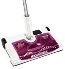 Image of   Supreme Sweep Turbo Sweeper, rechargeable, 60 minutes cleaning